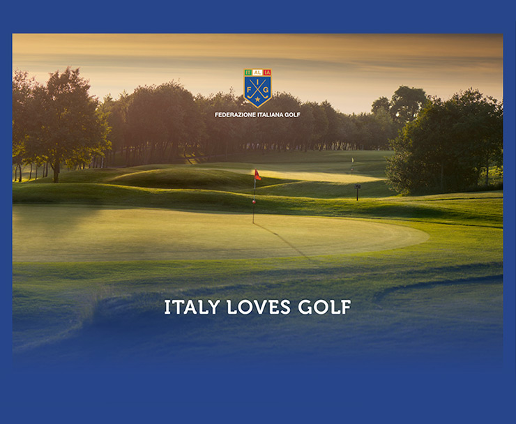Italy loves golf