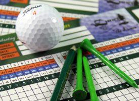 Il glossario del golf