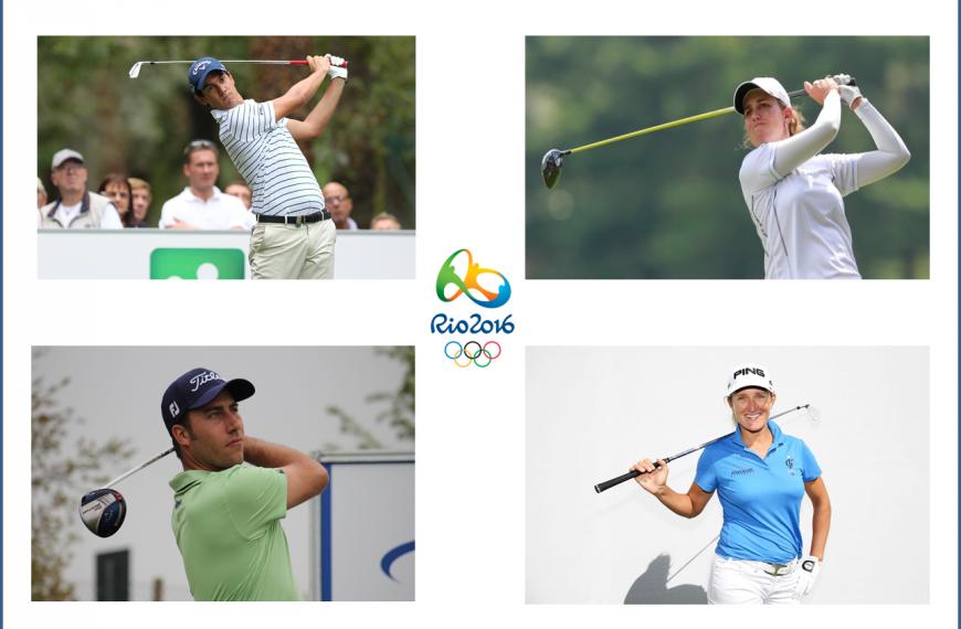 golfisti italiani olimpici