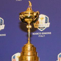 il trofeo della Ryder Cup