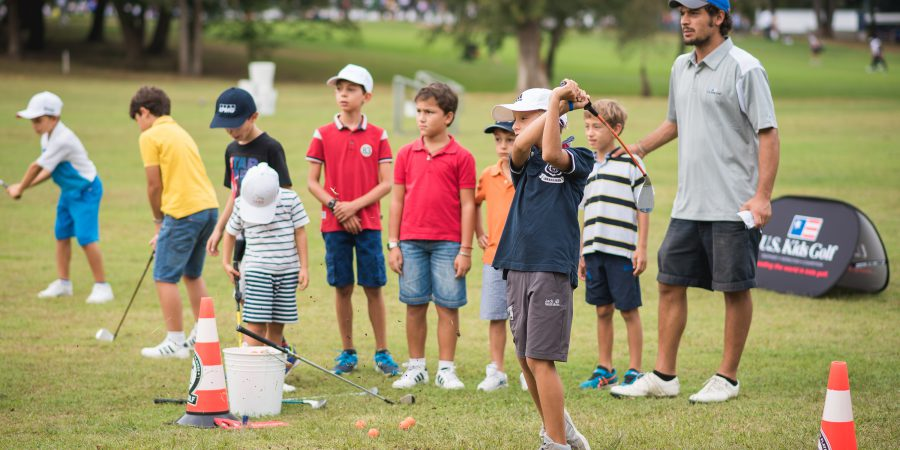 Us Kids Golf Italy