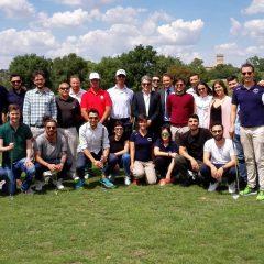 Il DG Montali e studenti MasterSport