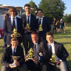 Azzurri vincitori in Belgio U 14