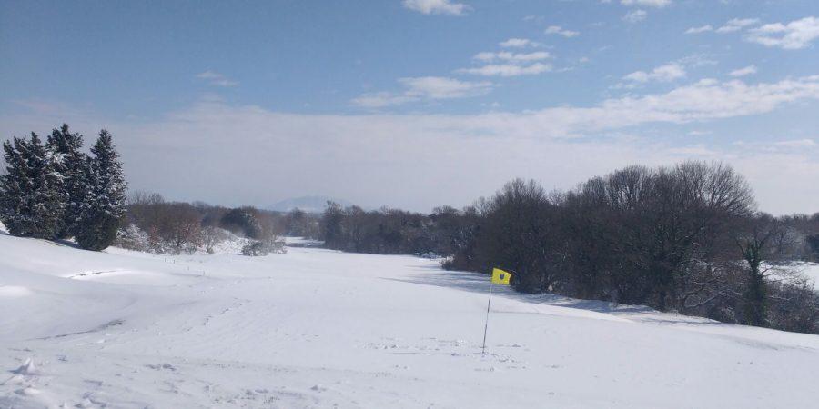 Golf Nazionale, buca 18