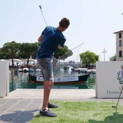 Golf In Piazza Desenzano Del Garda