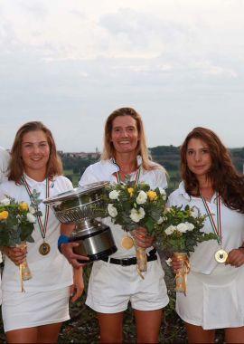 Le campionesse di Villa Condulmer