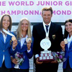 Premiazione Italia World Girls