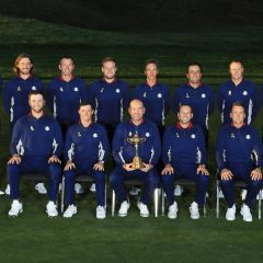 Squadra Ufficiale Europa (Getty Images)