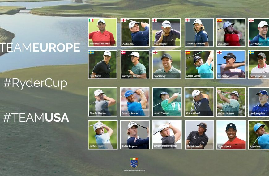 Squadre Ryder Cup