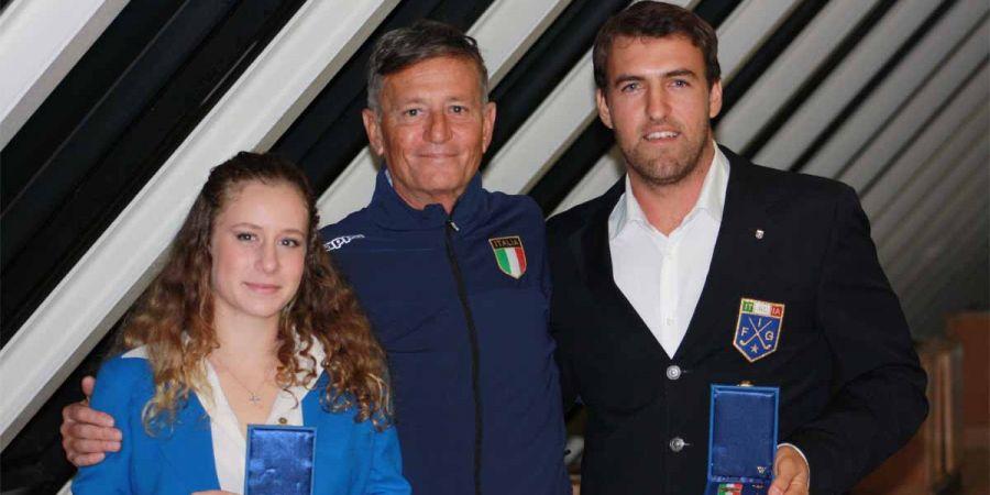 Corbi, Rogato, Geerts