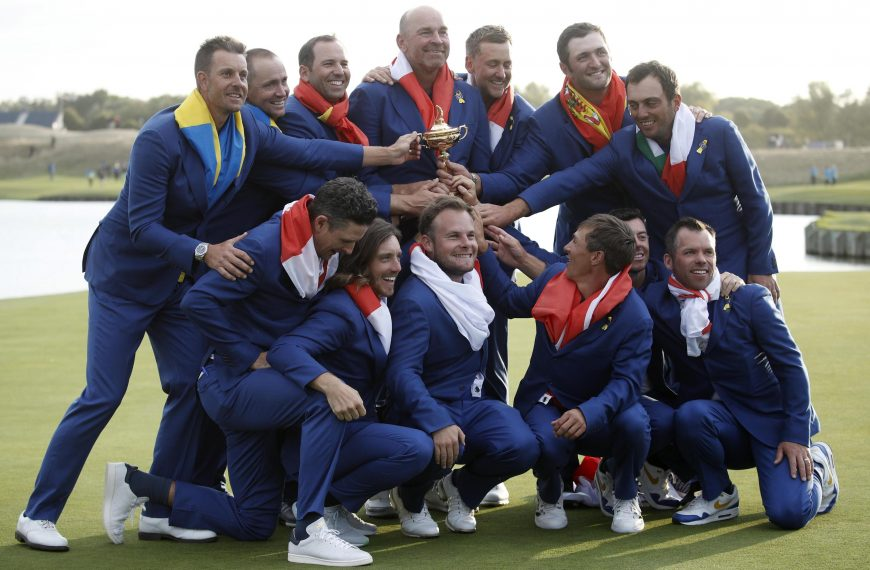 Europe Team 2018