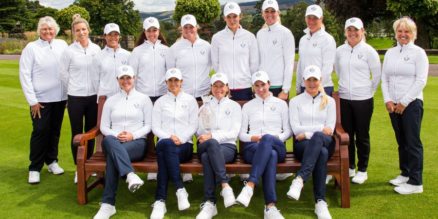 2019_European_Solheim_Cup_Team_