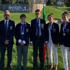 Azzurri Evian Junior 2019