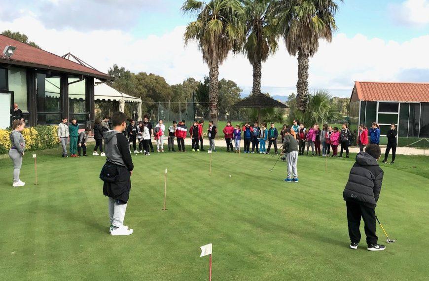 Golf a Scuola - Mare di Roma (2)