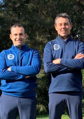 Gregory Molteni, Mauro Bianco, Andrea Rota