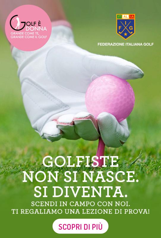 Golfiste non si nasce si diventa