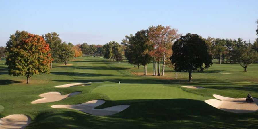 Winged Foot GC USA