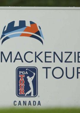 Mackenzie Tour logo